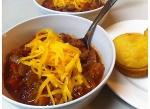 Fast Weeknight Chili
