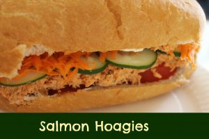 Salmon Sandwich Recipe