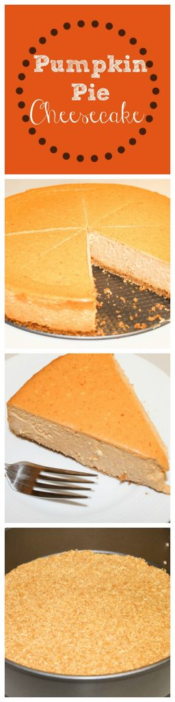 best easy fall recipe for pumpkin pie cheesecake