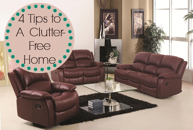 clutter-free home tips