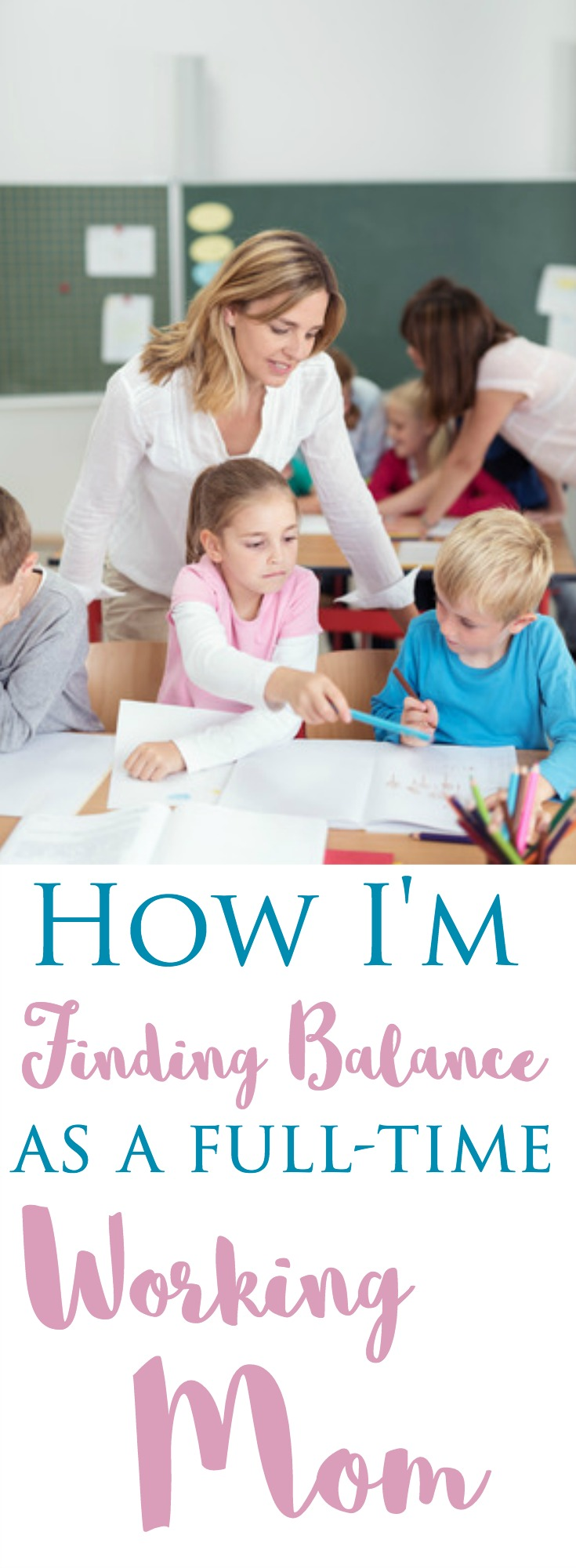 Working Mom in Balance | How I'm living joyfully even though working outside the home isn't my first choice. I'm proud of being a full-time mom and employee!