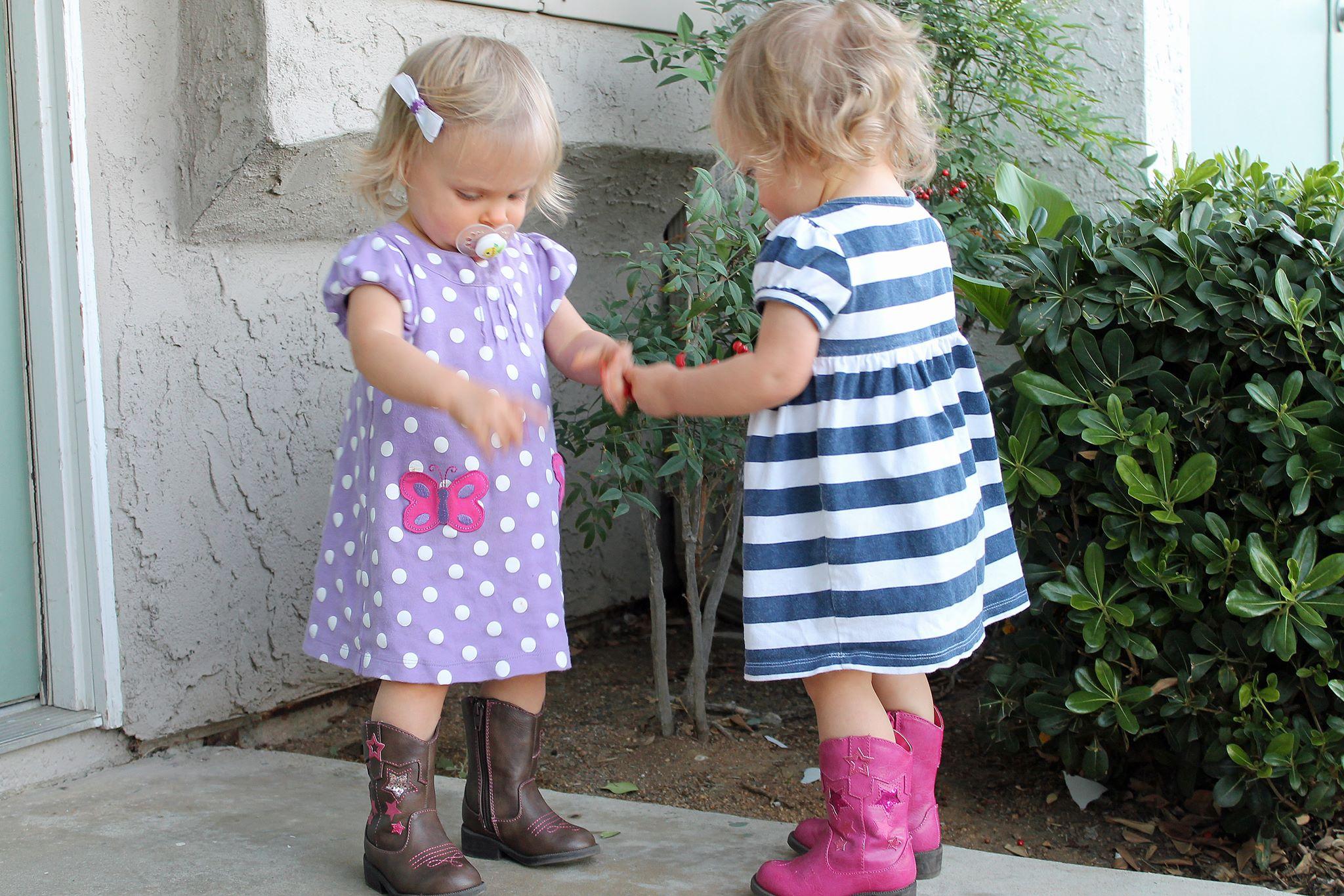 Cute toddler twins tumblr