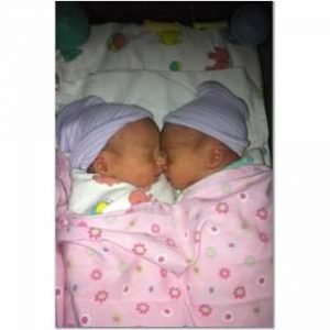 When Your Twin Babies Are not Sleeping