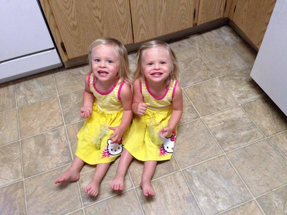 twins look alike