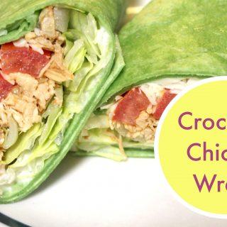 chicken wrap recipe