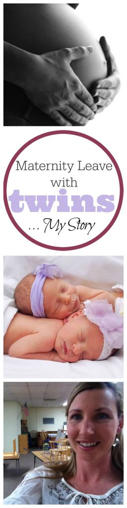 twins maternity leave