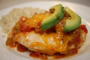 california chicken easy chicken recipe