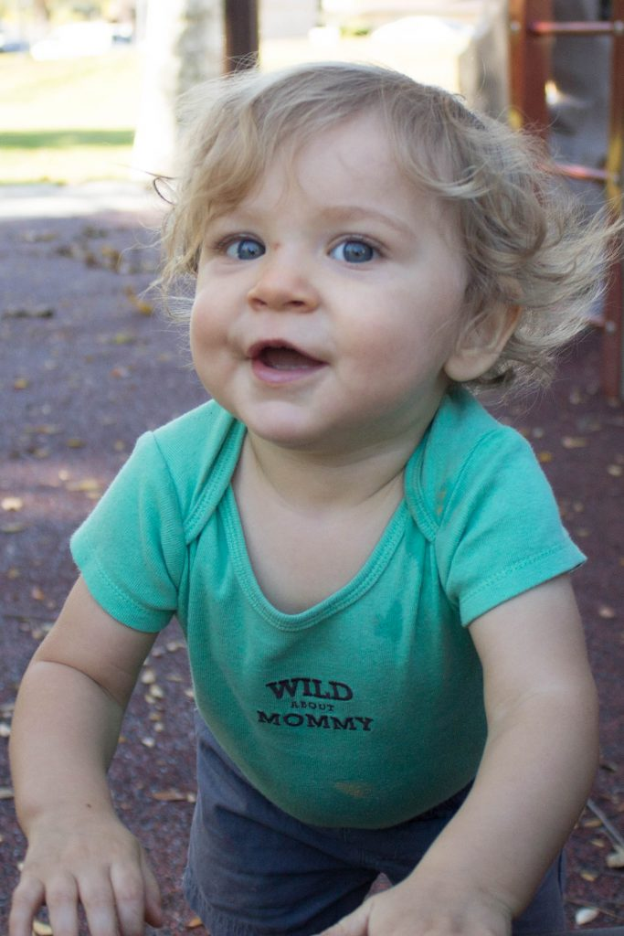 weaning my last baby at one year old