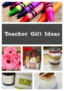 Teacher Christmas Gifts 2015