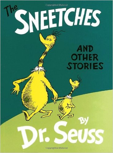 sneetches by dr seuss