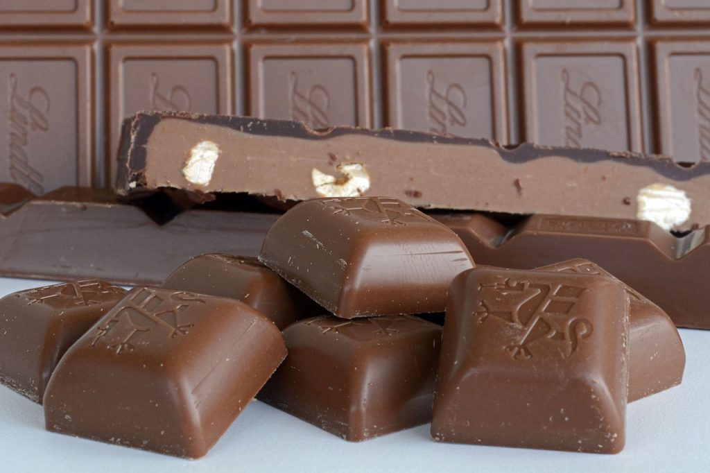 chocolate is definitely one of the little thingsI can't live without !