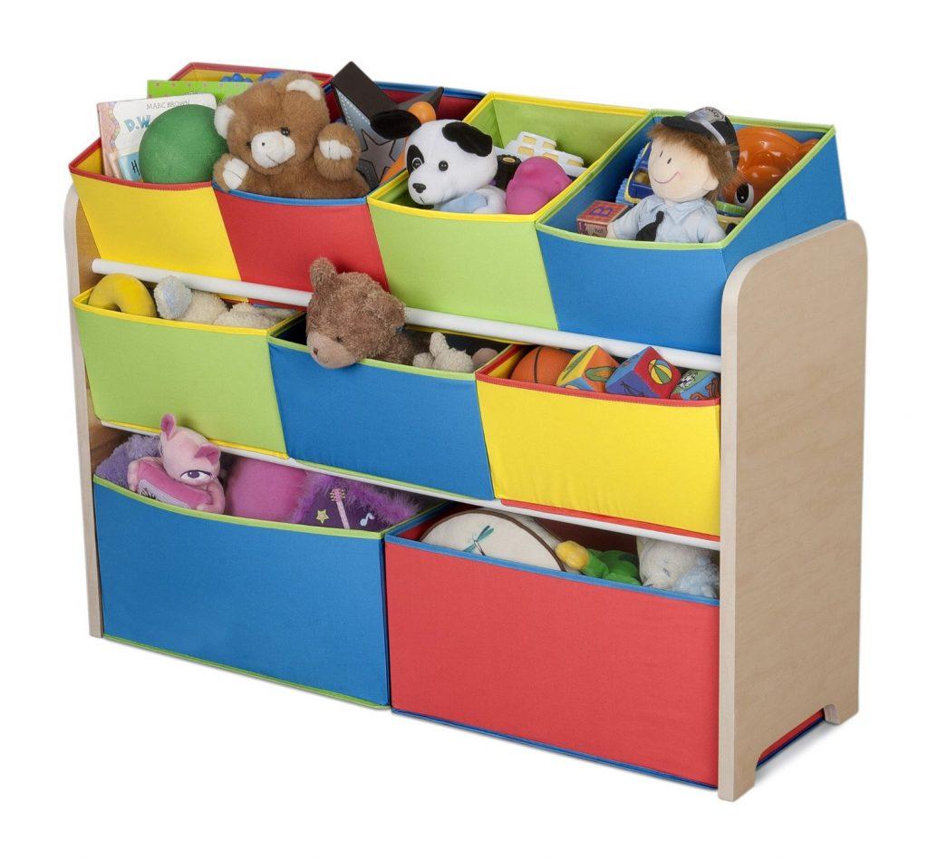 toy organizing storage shelf