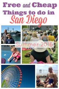 fun, free, and cheap things to do in San Diego this summer. Many cities have entertainment in semi- secret places where you can get the most out of your travel to America's Finest City. Take a tour through Old Town, watch a show, splash in the water... And have a great time!