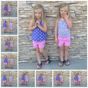Twins silly instagram outtakes