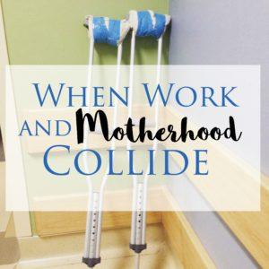 When Work and Motherhood Collide