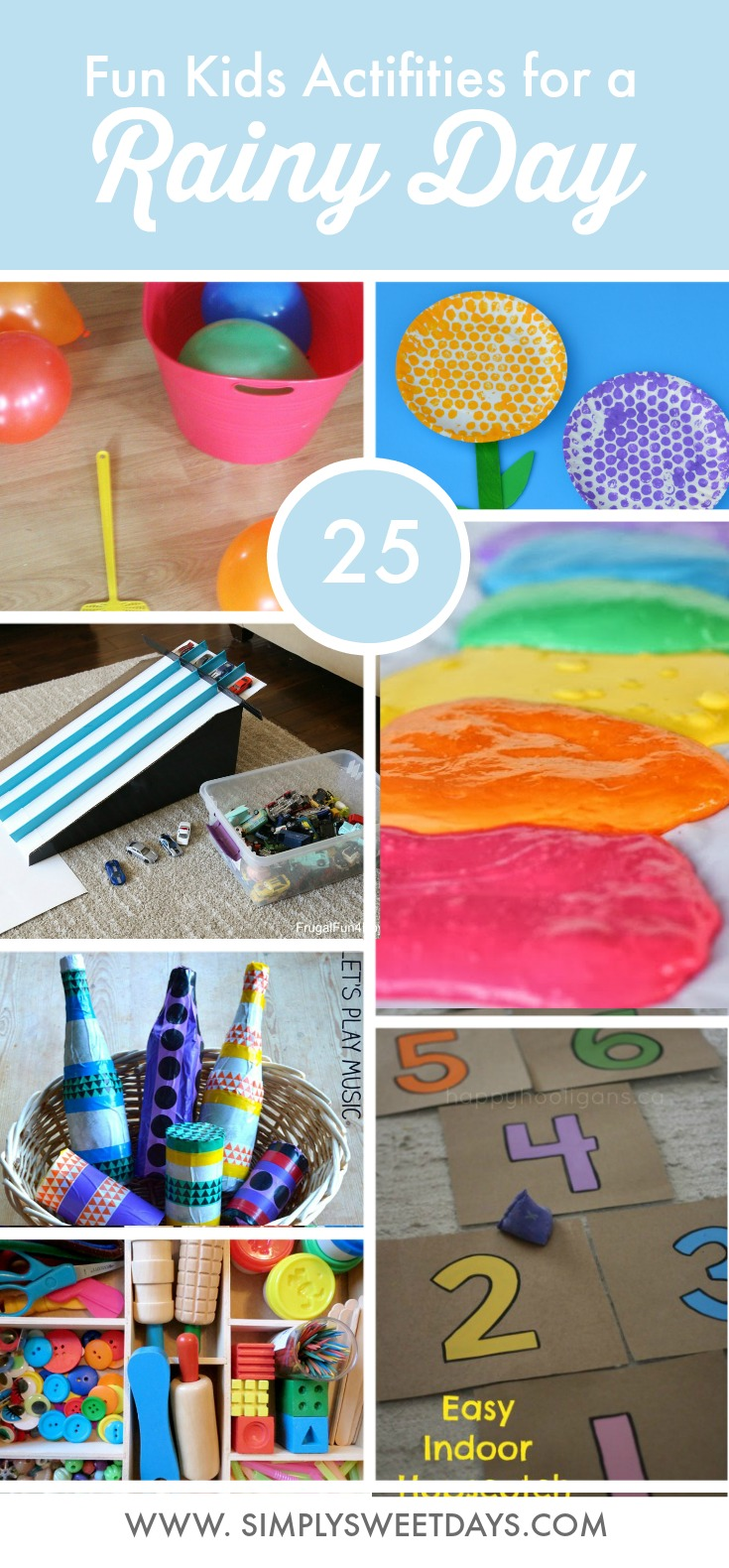 25 Fun Ideas For Kids Activities Indoor Play Ideas And Crafts That
