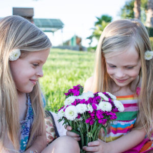Teaching your Kids to Live Naturally