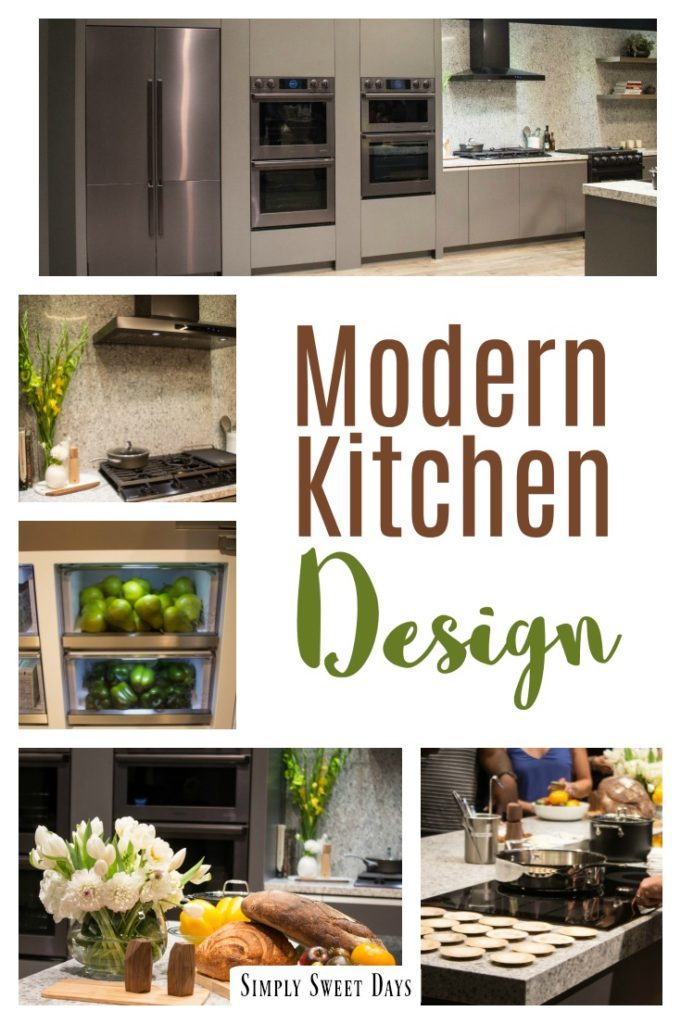 Great ideas for some of the best home appliances in modern kitchen design. If you have a contemporary or open layout, these black matte elements will go nicely with light or dark cabinets from @SamsungHomeAppliances #whereinnovationlives #ad