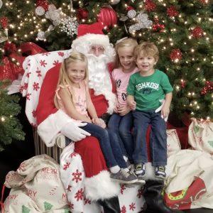 We Only Behave for Santa