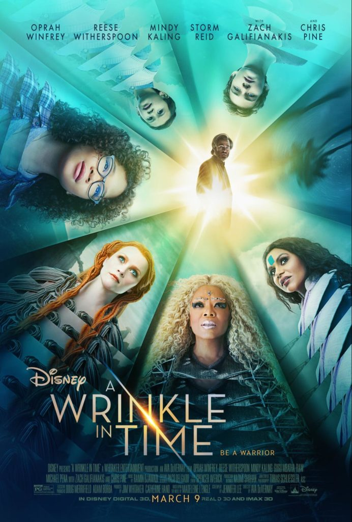 Top Disney Movies Opening in 2018 - A Wrinkle in Time