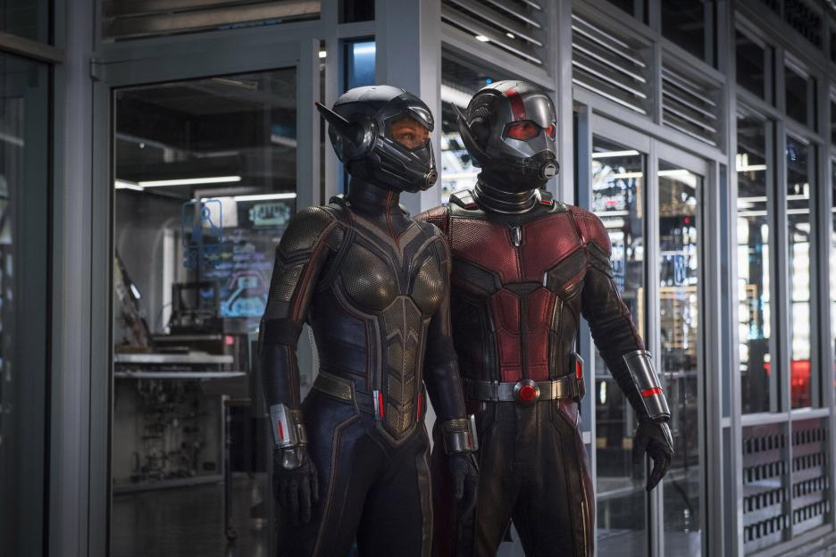 Top Disney Movies Opening in 2018 - Ant-Man and The Wasp
