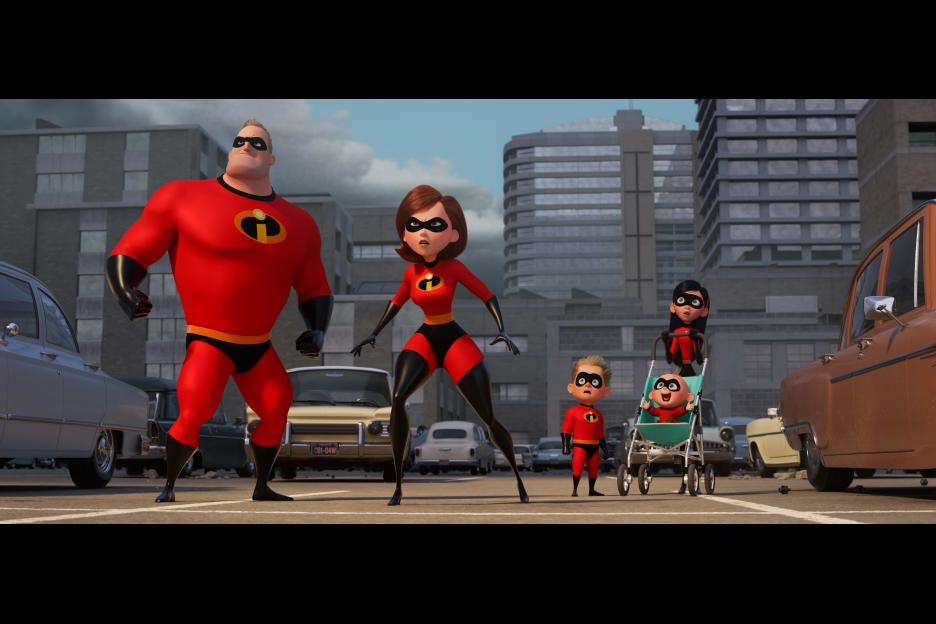 Top Disney Movies Opening in 2018 - Incredibles 2