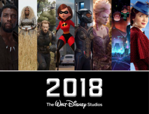 Don't Miss these Disney Movies Opening in 2018!