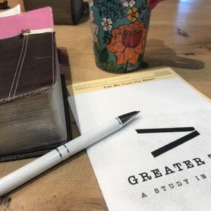 Learning through Lent