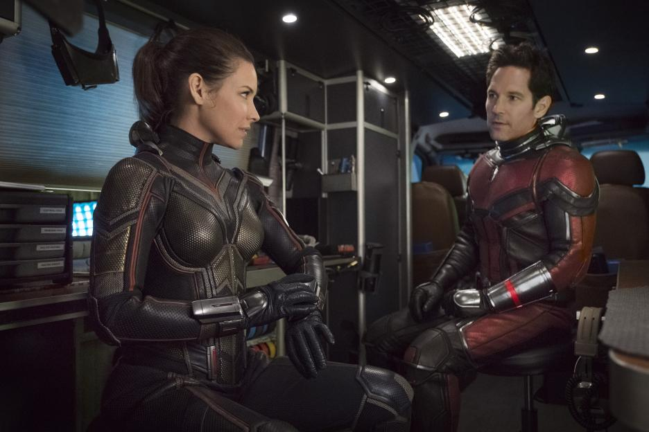 ant man and the wasp movie review opening July 6