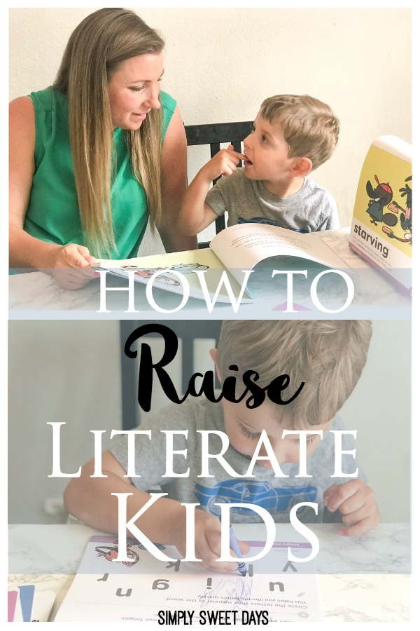 Raising a growing reader doesn't have to be complicated. Follow these tips for activities you can do at home if you're homeschooling or simply preparing for kindergarten.