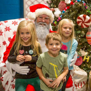 Breakfast with Santa 2018 and the Christmas Parade