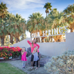 Day Trip to Palm Springs with Kids