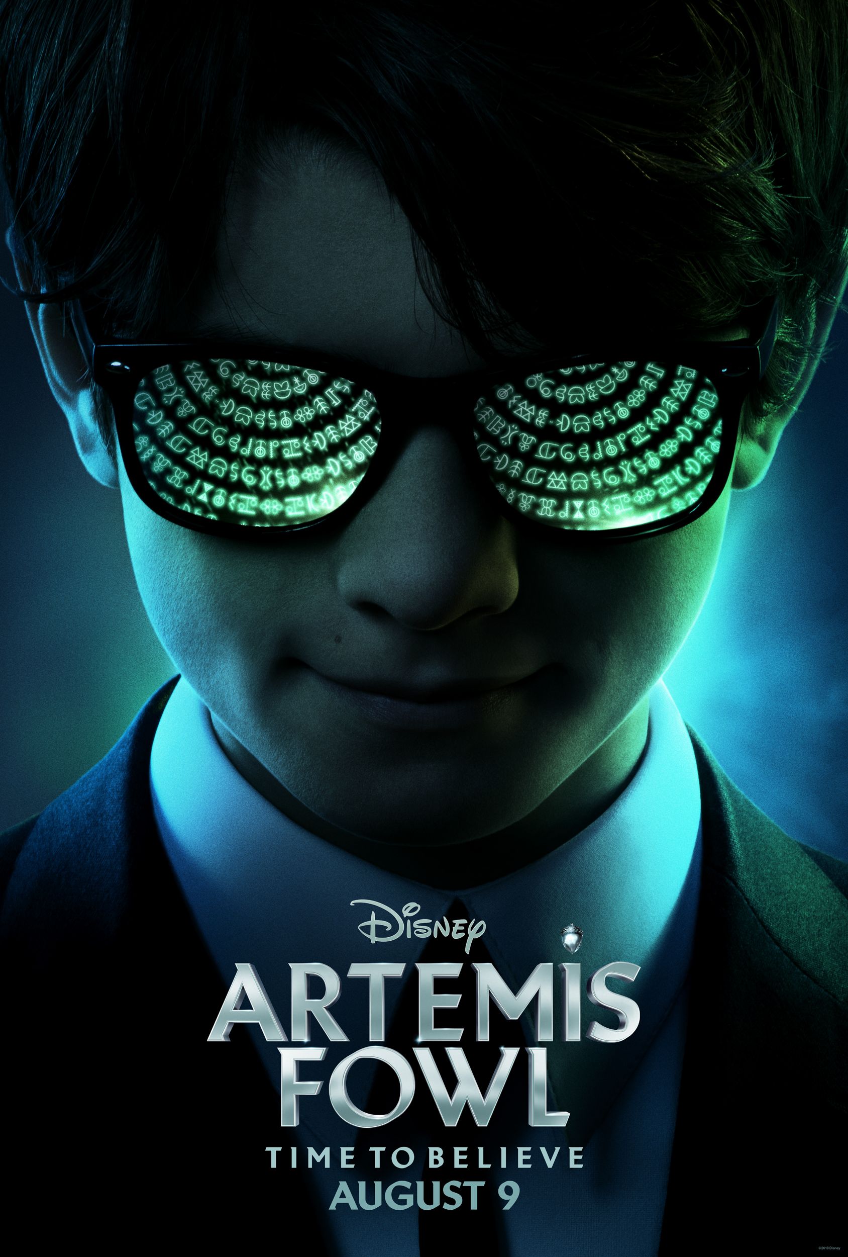 Artemis Fowl will make an appearance as one of the Disney Movies of 2019!
