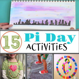 15 Pi Day Activities