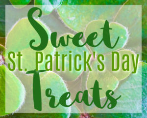 Sweet St. Patrick's Day Treats