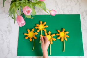 Fun Spring Snacks for Kids