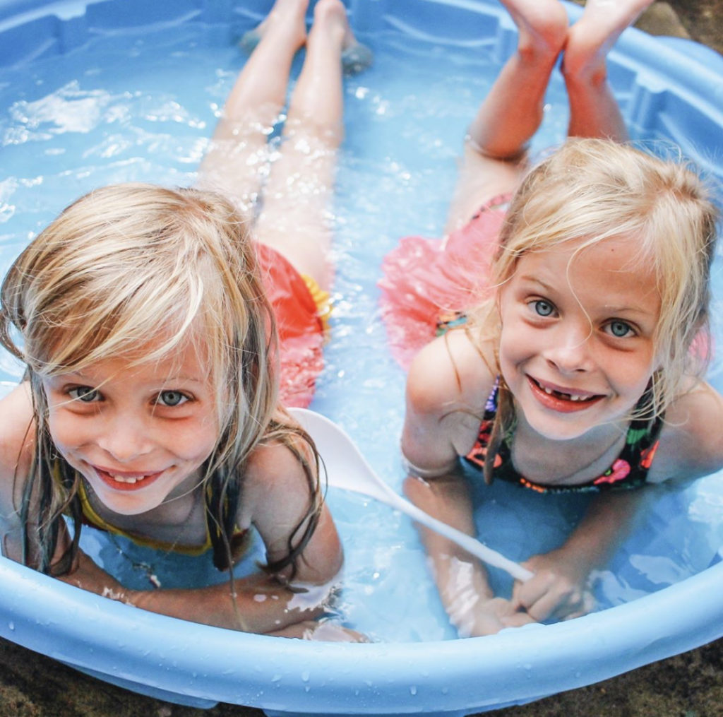 Wear the kids out this summer with water activities