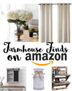 Cute but Cheap Farmhouse Decor Finds on Amazon