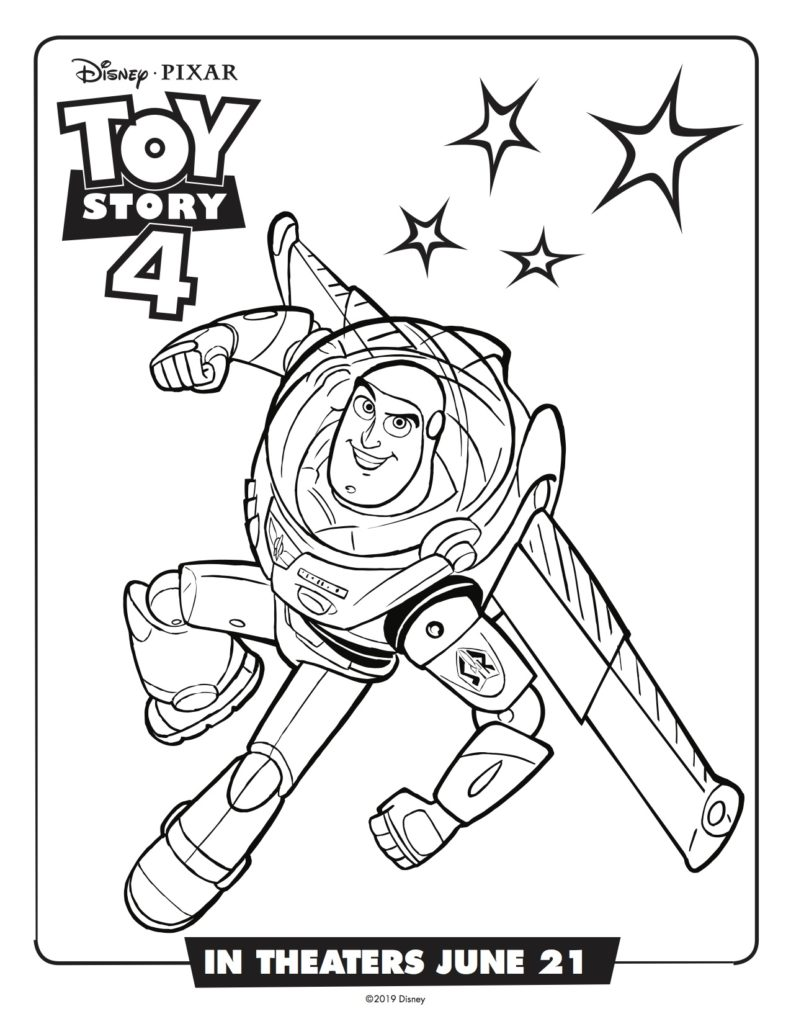 - Toy Story 4 Activities And Coloring Pages Simply Sweet Days