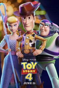Toy Story 4 Activities and Coloring Pages