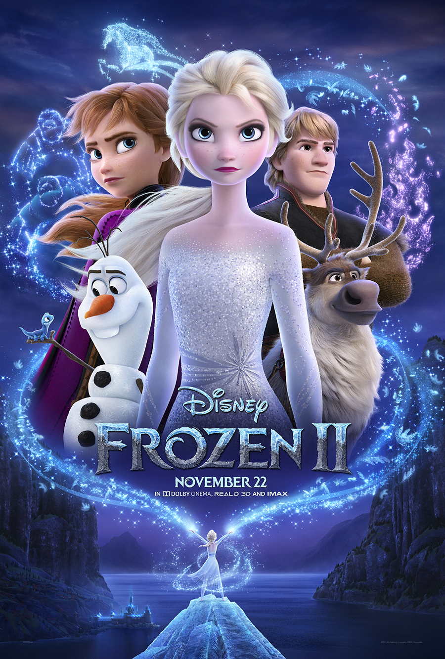 Frozen 2 Printable Coloring Pages and Activities Simply ...