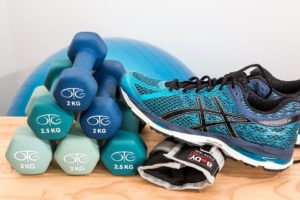 Affordable Workouts for a Tiny Living Room
