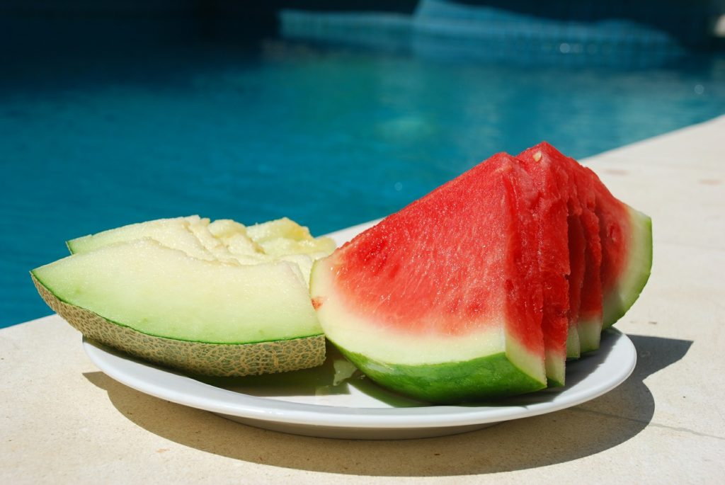 keep kids hydrated with watermelon this summer!