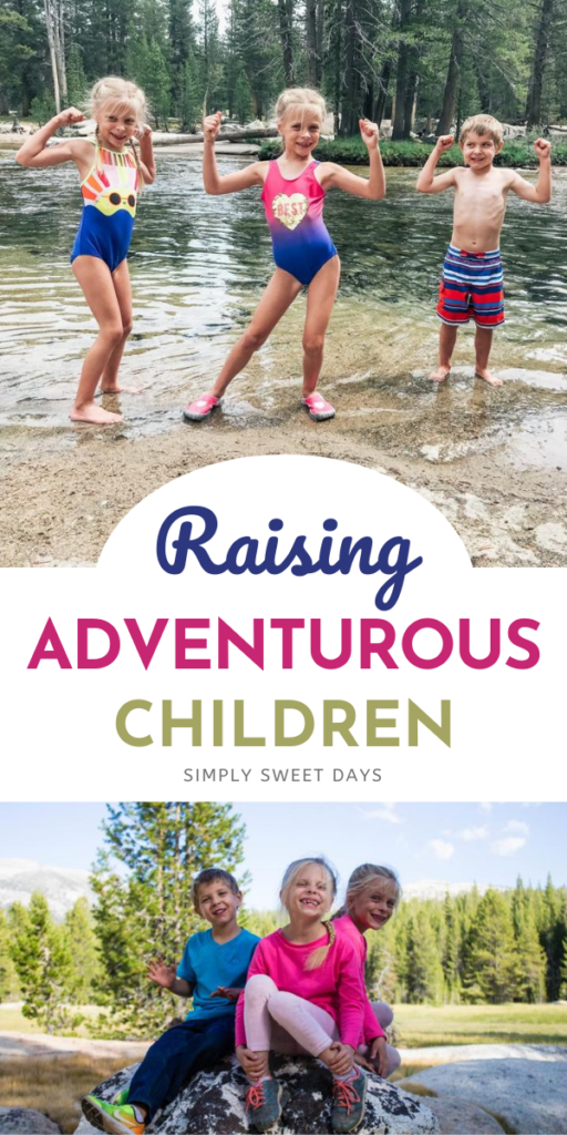 Want your kids to have a joyful childhood filled with memorable experiences? Here's how to raise adventurous children, one exciting day at a time.