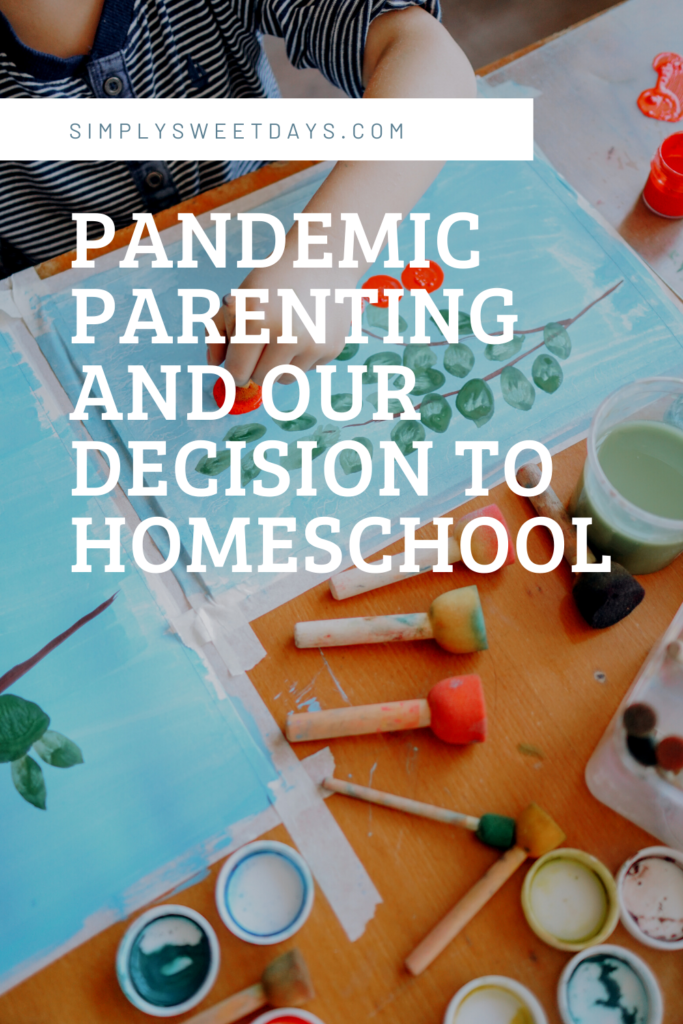 Pandemic parenting was supposed to be so chill. After it pushed me almost to breaking, I rose above and found my joy in motherhood once again.