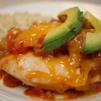 Easy Peasy California Chicken Recipe