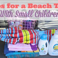 Family Beach Day | Tips for a Fantastic Beach Trip